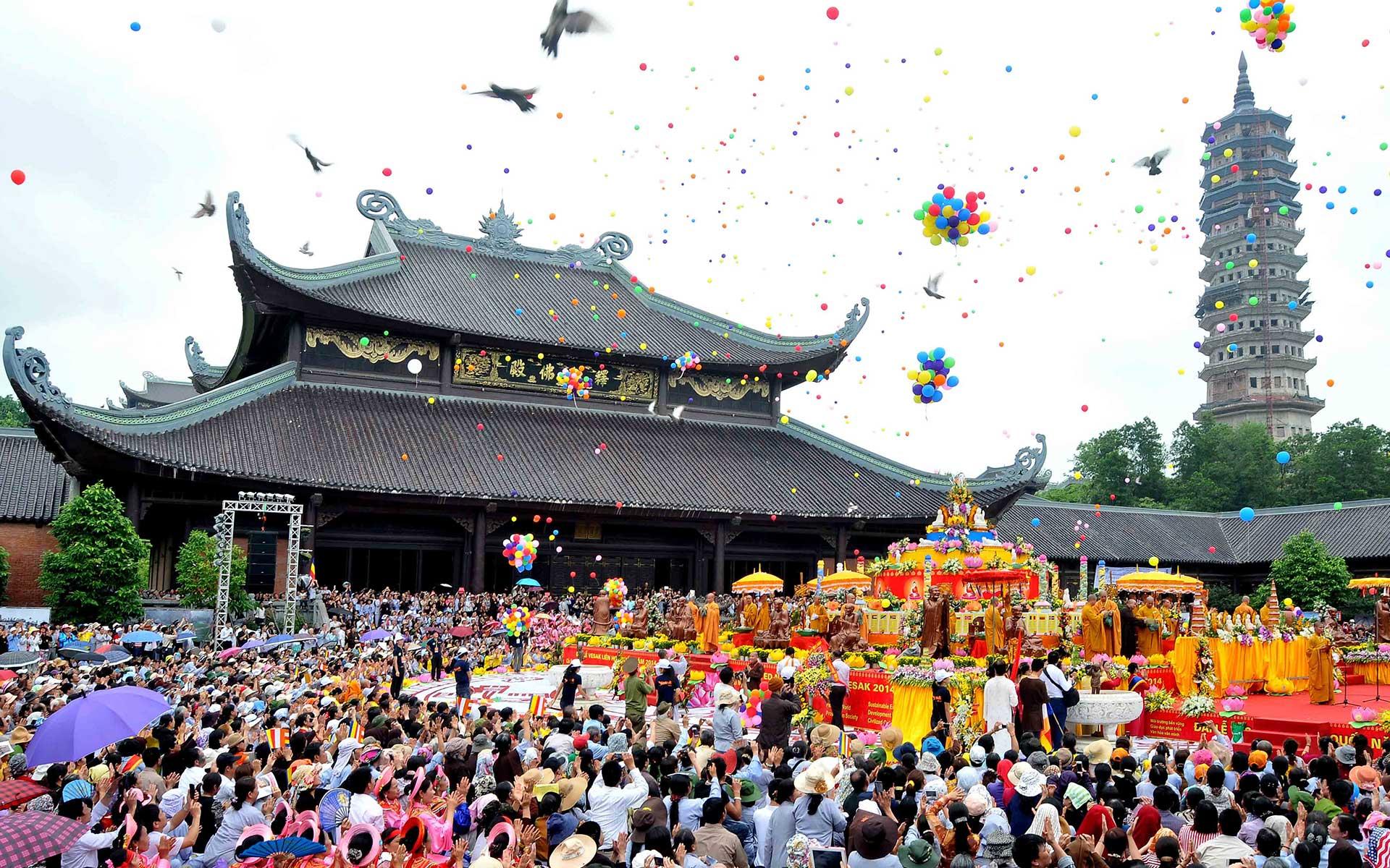 Bai Dinh Pagoda Festival