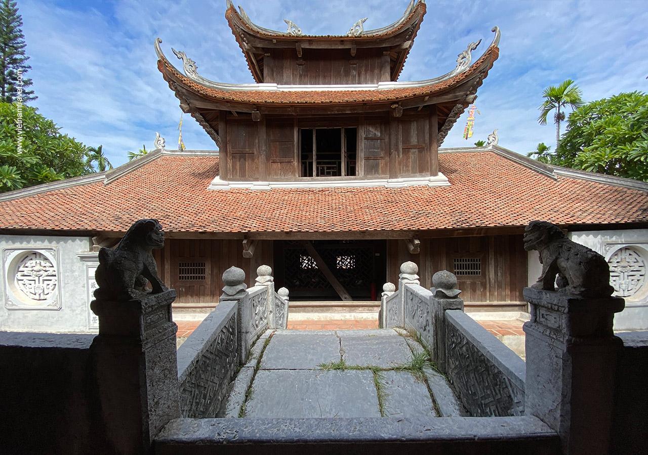 Tich Thien Am pavillon