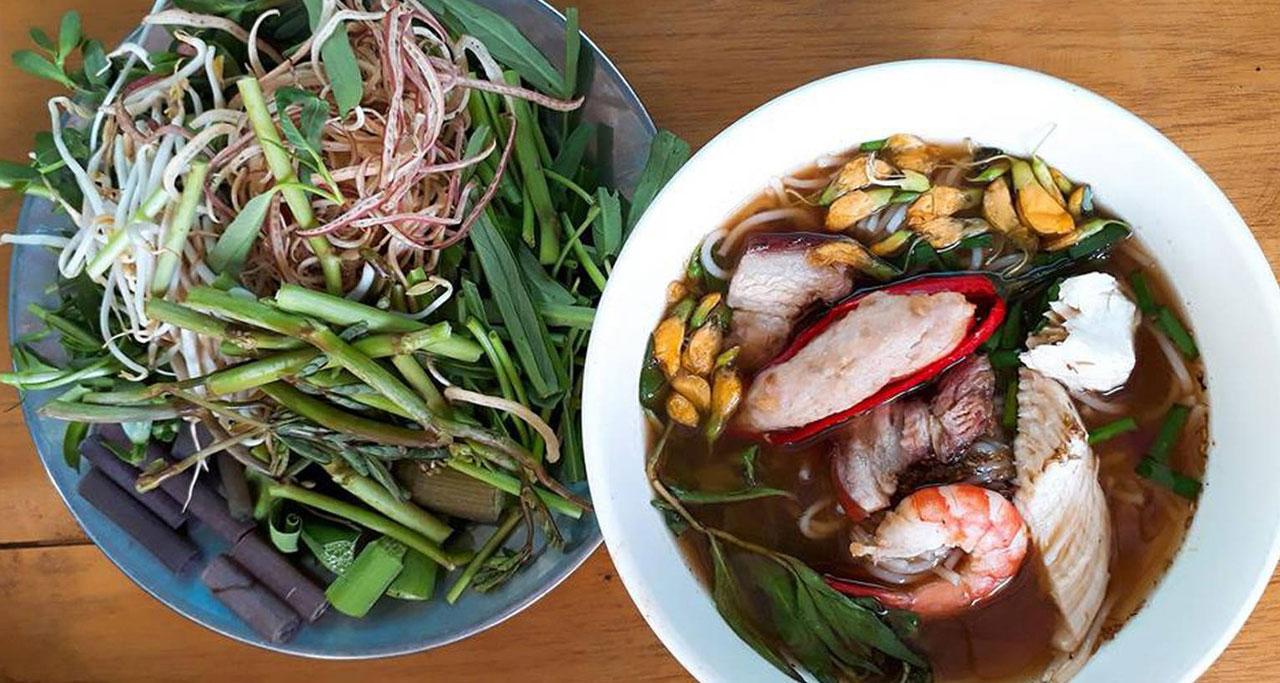 Fish Sauce Noodles
