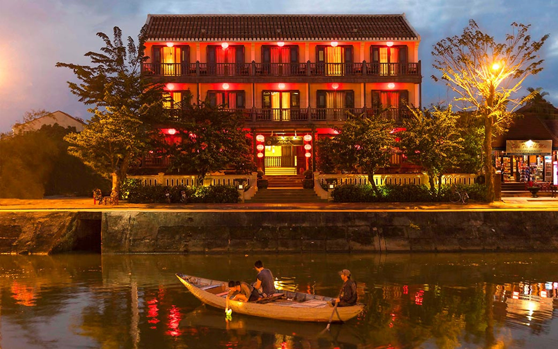 Little Hoi An Boutique Hotel & Spa.