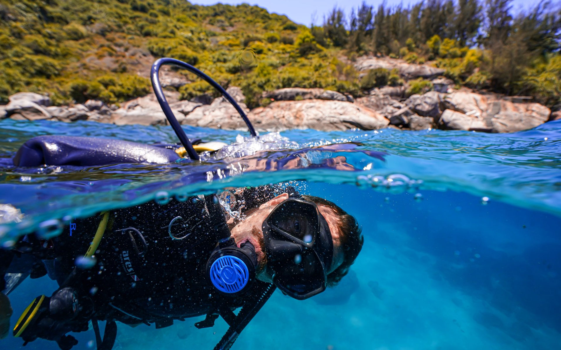 Snorkeling and Diving Spots