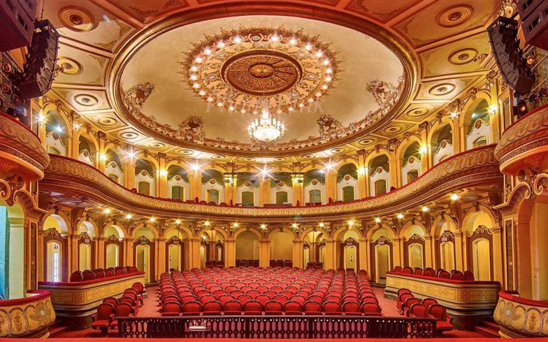 Hai Phong Opera House's architecture