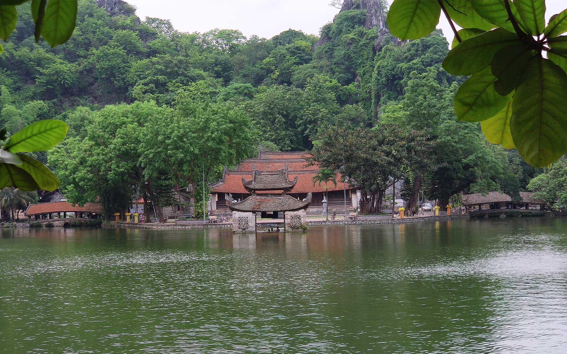 History of Thay Pagoda.