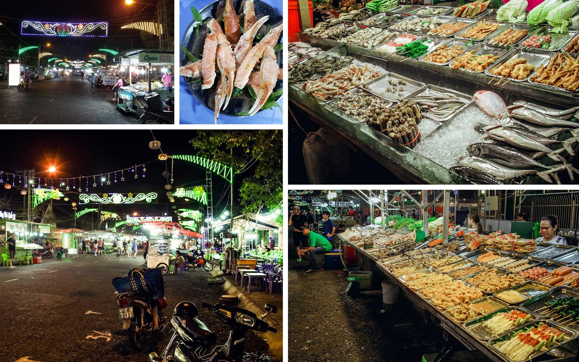 Tran Phu Night Market