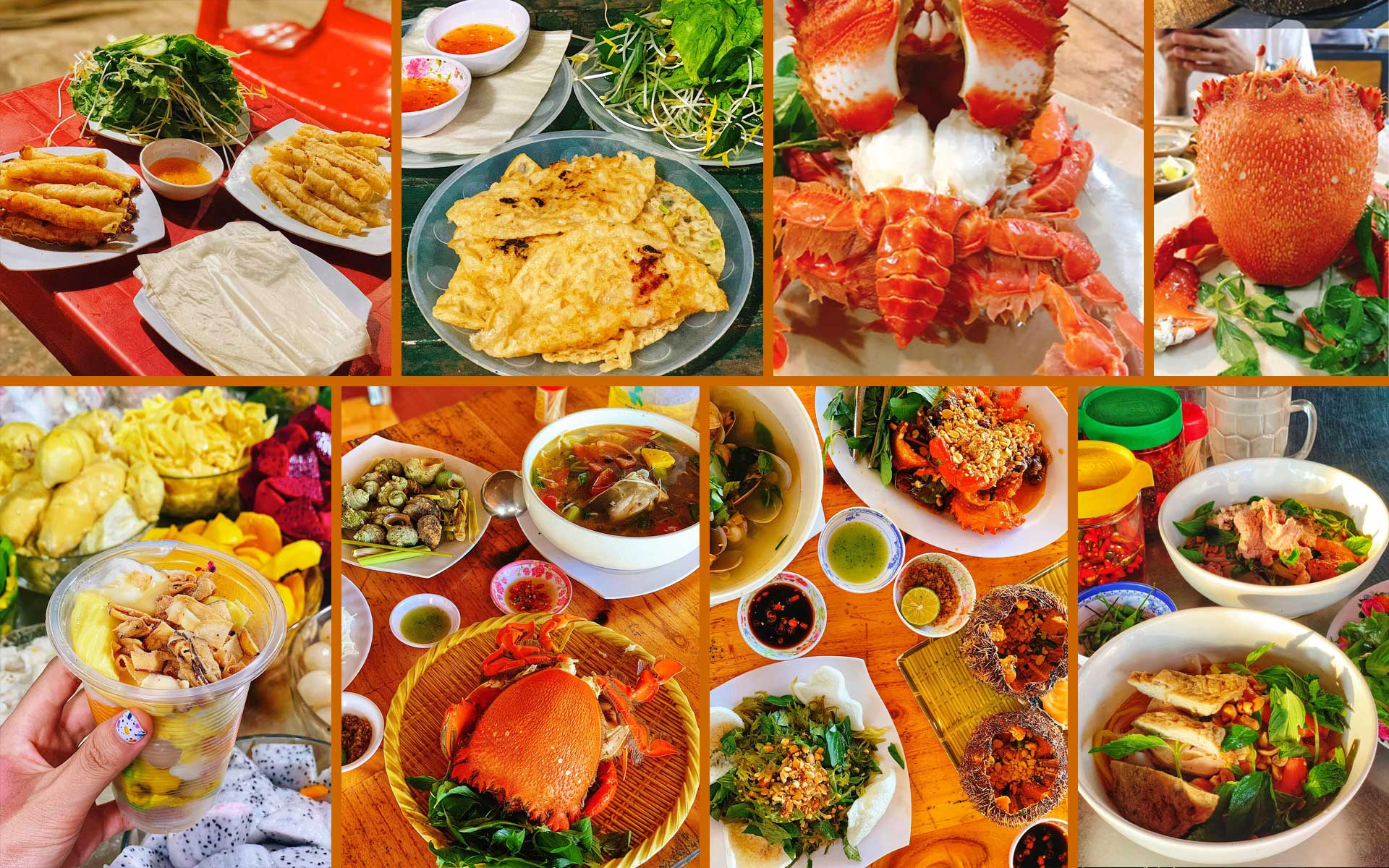 What to eat on Ly Son Island