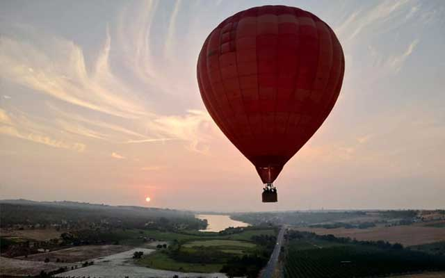 Vung Tau Hot Air Balloon Tour