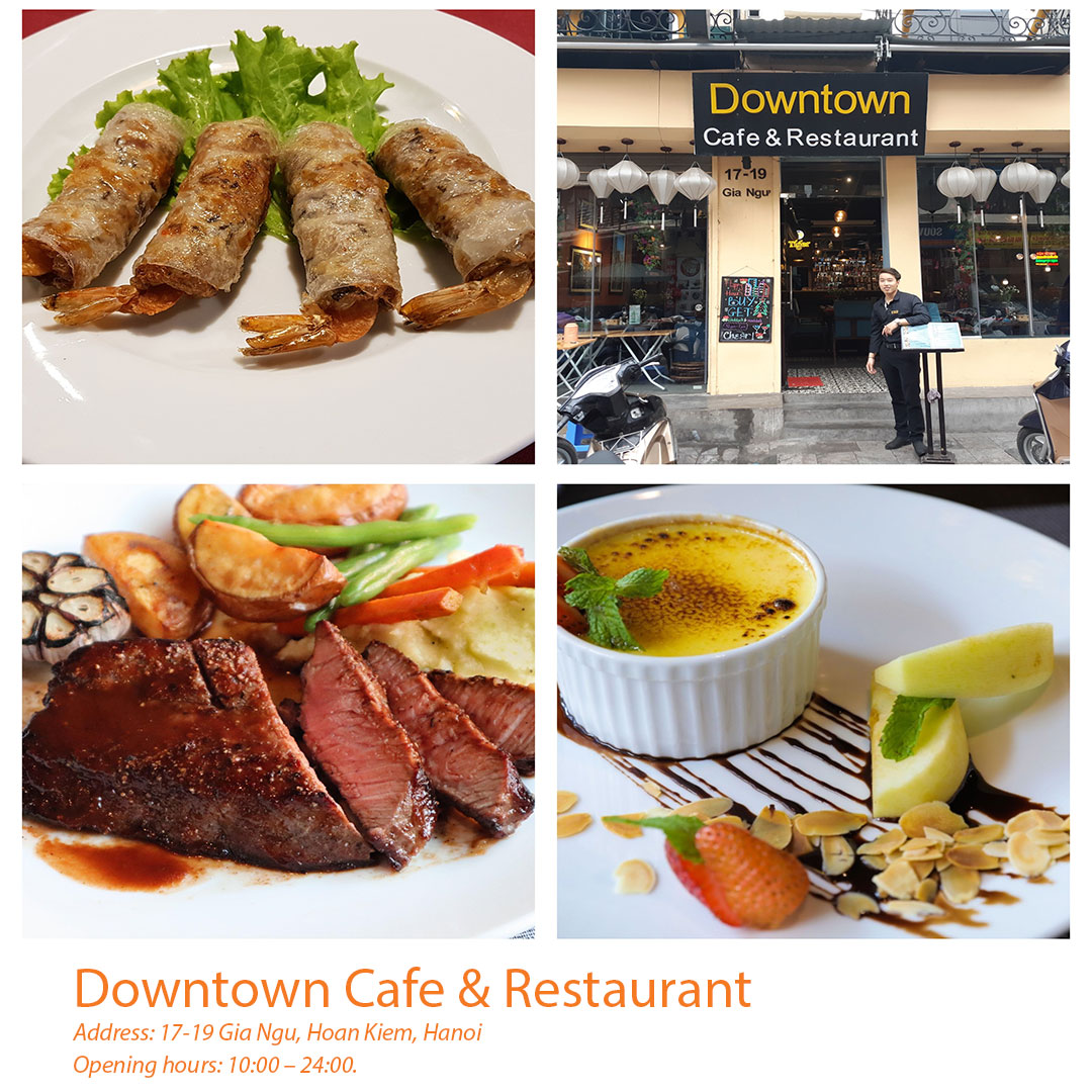 Downtown Cafe & Restaurant