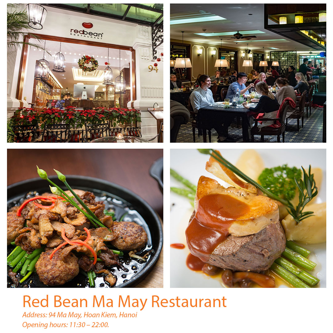 Red Bean Ma May Restaurant