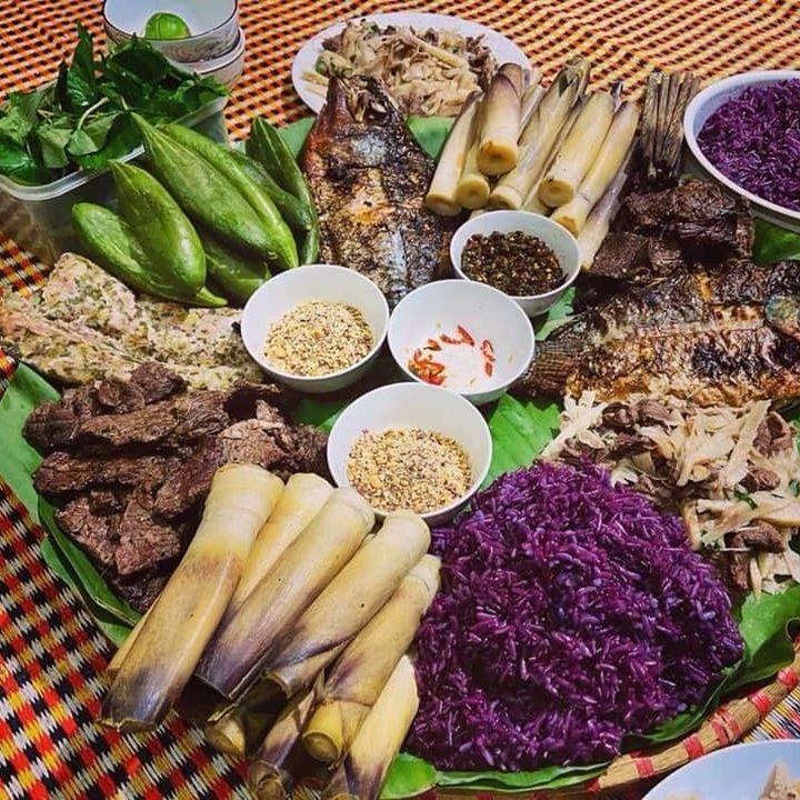 Cao Bang local food