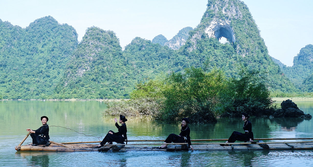 Ethnic minority groups in Cao Bang
