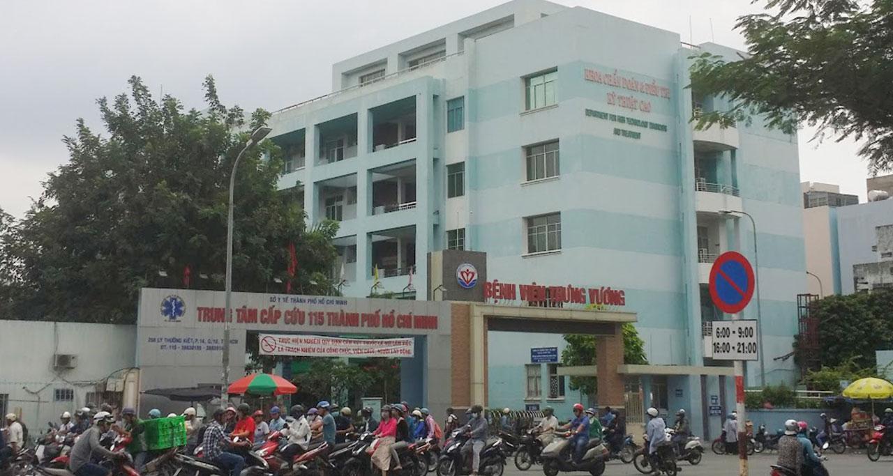 Trung Vuong Hospital