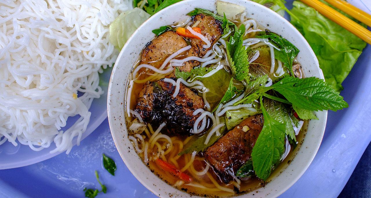 Best places to enjoy Bun Cha Hanoi