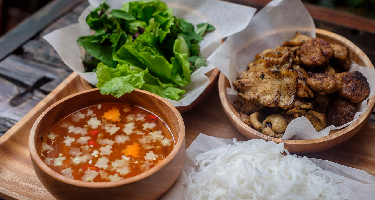 Places to Taste Bun Cha in Ho Chi Minh City