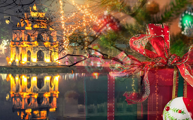 Places to spend your Christmas in Hanoi