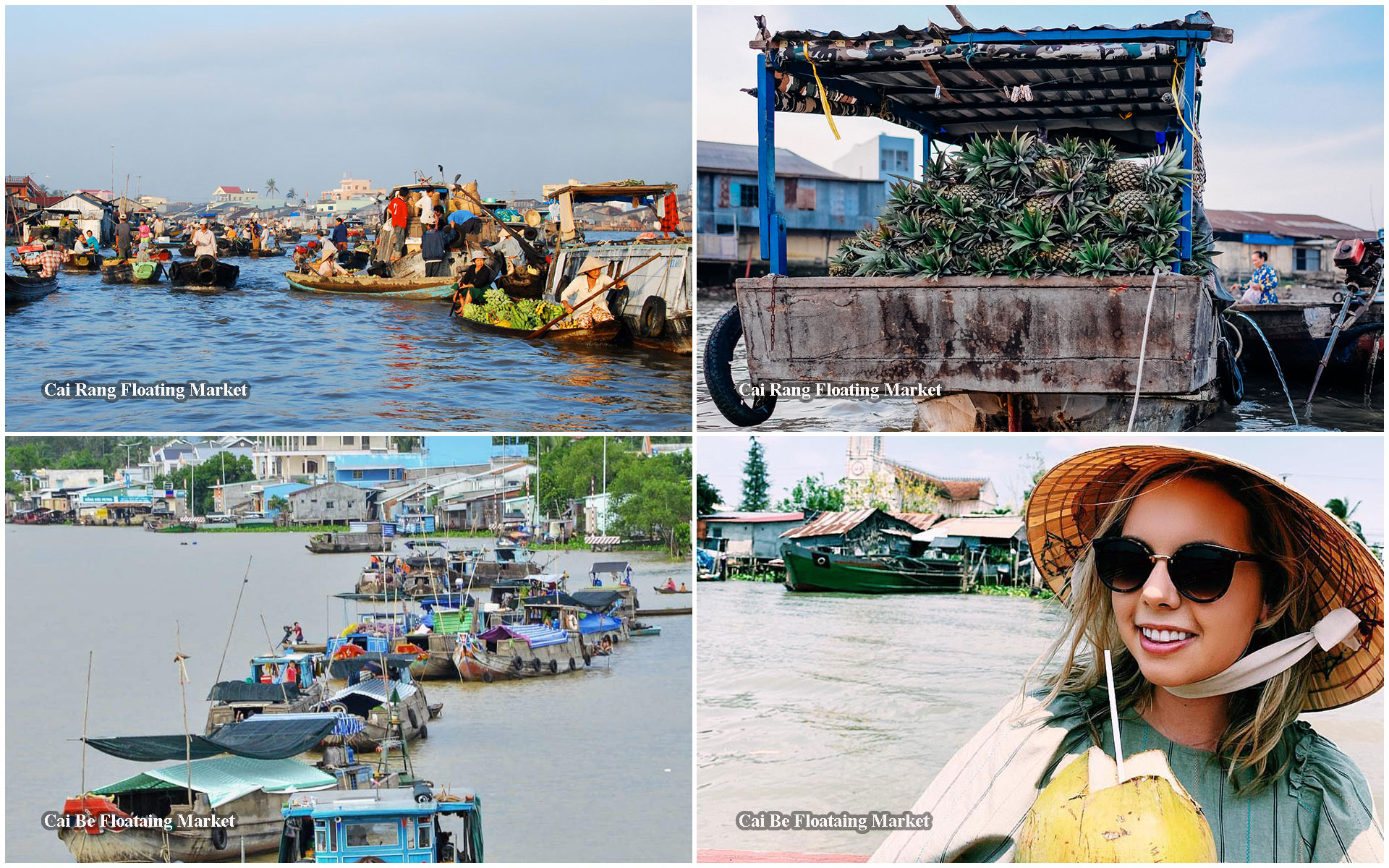School trips in Vietnam - Mekong Delta