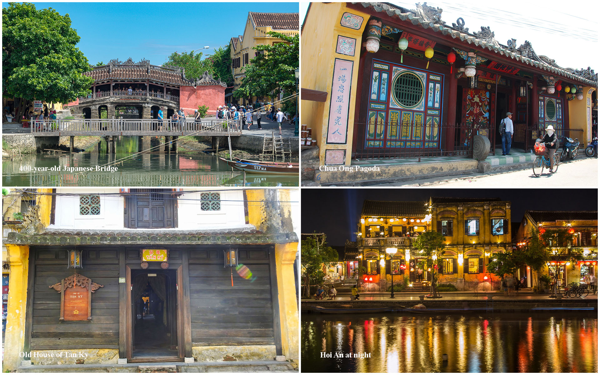School trips in Vietnam - Hoi An