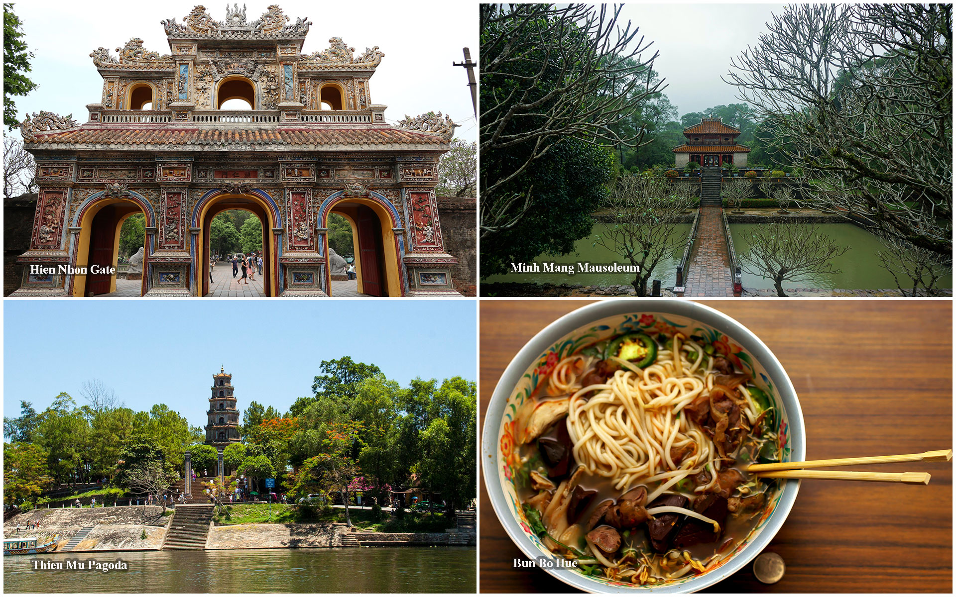 School trips in Vietnam - Hue