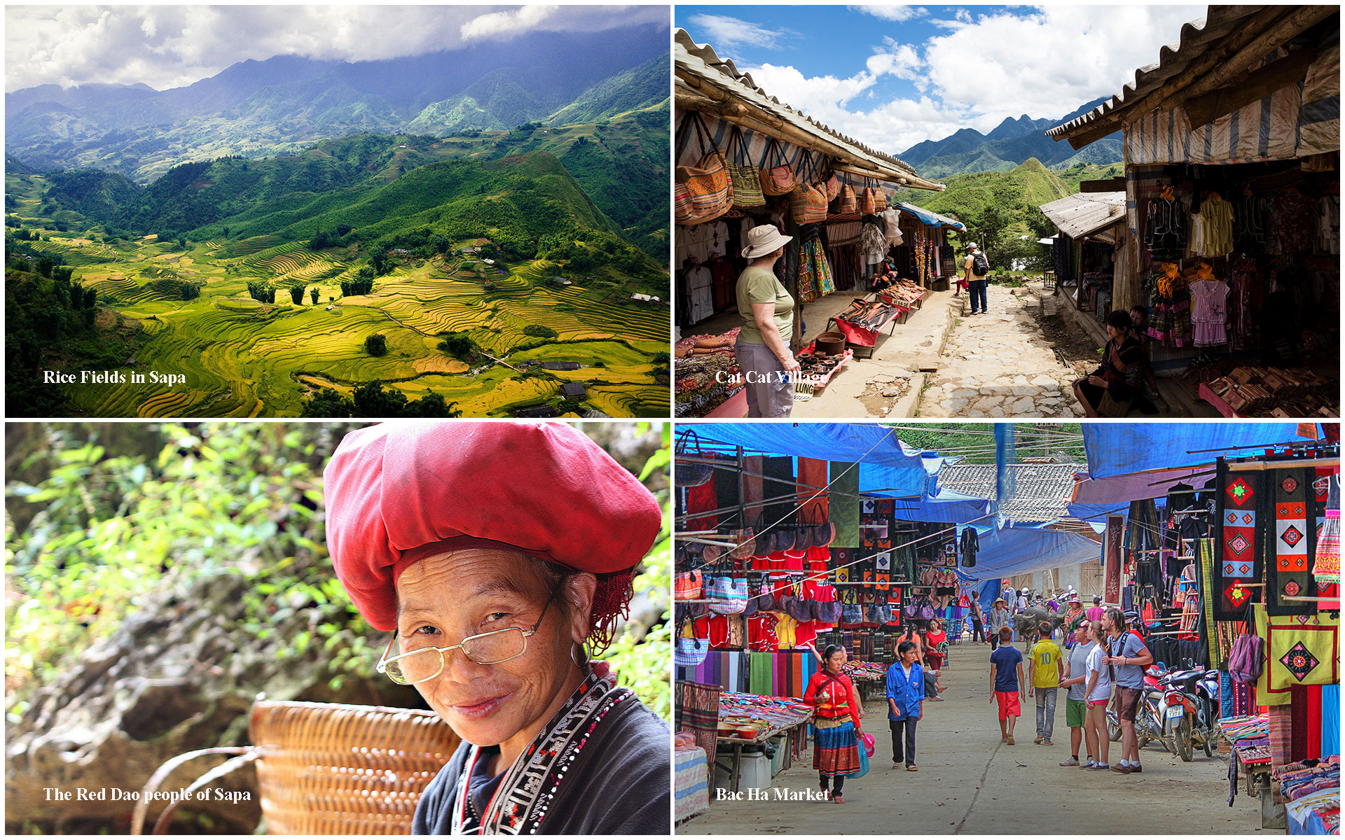 School trips in Vietnam - Sapa