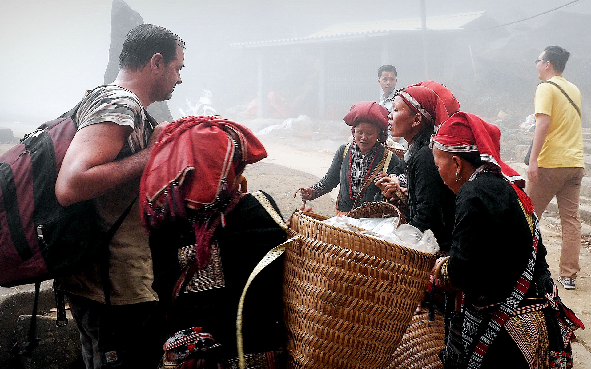Trekking is a great way to interarct with local ethnic people and discover their ways of life