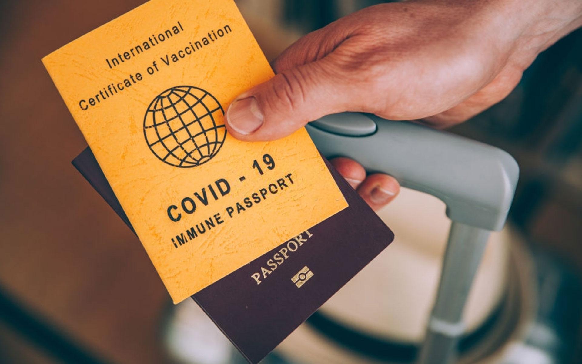 """Vaccine Passports to Vietnam - the """"yellow card"""""""