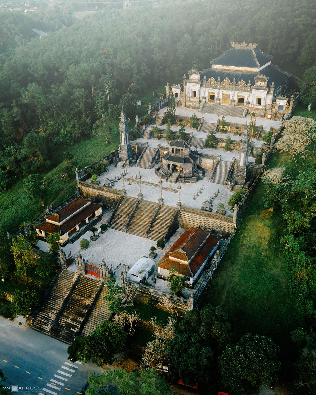 Khai Dinh's Tomb (Hue)